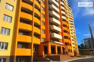 Продається 1-кімнатна квартира 42.68 кв. м у Чернігові
