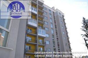 Продається 1-кімнатна квартира 47.7 кв. м у Чернівцях