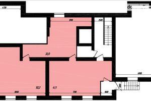 Продается помещения свободного назначения 125 кв. м в 6-этажном здании
