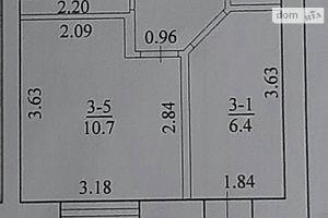 Продається 3-кімнатна квартира 100 кв. м у Дніпрі