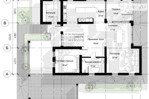 Продается дом на 2 этажа 296 кв. м с баней/сауной