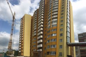 Продається 1-кімнатна квартира 40.79 кв. м у Чернігові
