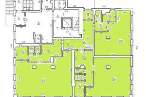 Продается офис 295 кв. м в нежилом помещении в жилом доме
