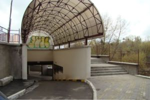 Продается подземный паркинг универсальный на 14.71 кв. м