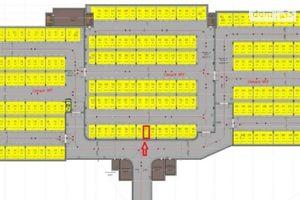 Продается подземный паркинг под легковое авто на 13 кв. м