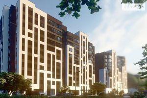 Продається 1-кімнатна квартира 42.3 кв. м у Тернополі