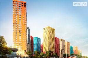 Продается 1-комнатная квартира 45.5 кв. м в Киеве