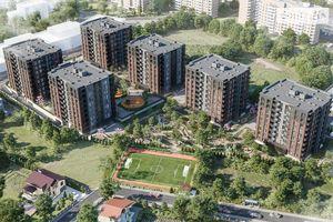Продается 2-комнатная квартира 58.63 кв. м в Ужгороде