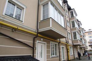Продается 2-комнатная квартира 61.8 кв. м в Ужгороде