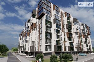 Продается 1-комнатная квартира 46.9 кв. м в Хмельницком