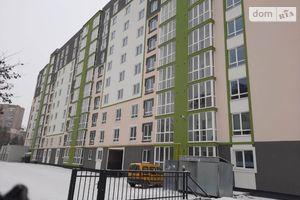 Продается 1-комнатная квартира 38.8 кв. м в Тернополе