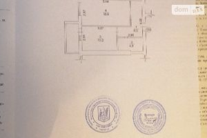 Продается 1-комнатная квартира 39.1 кв. м в Вышгороде