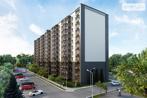 Продается 1-комнатная квартира 43.44 кв. м в Чернигове