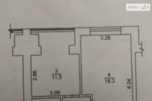 Продається 1-кімнатна квартира 38 кв. м у Вишгороді