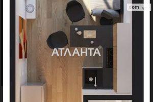 Продается 1-комнатная квартира 20 кв. м в Ирпене