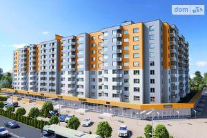 Продается 1-комнатная квартира 52.3 кв. м в Черкассах