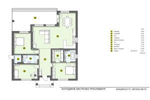 Продається будинок 2 поверховий 146 кв. м с басейном